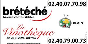 Bretéché - Vinothèque Blain