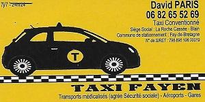 Logo Taxi Fayen_px