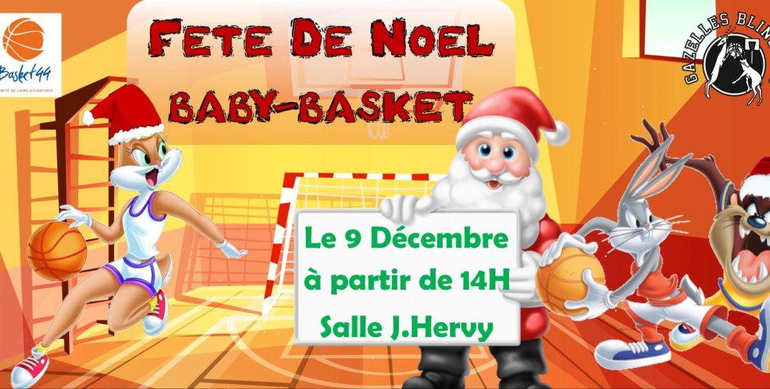 Fête du Baby basket