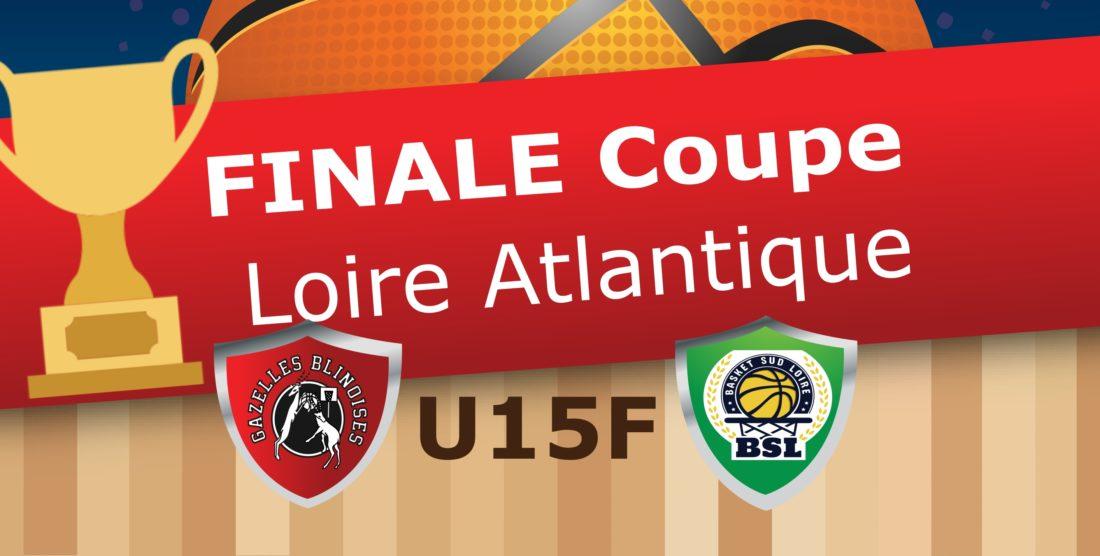 Finale de la Coupe de Loire-Atlantique / U15F