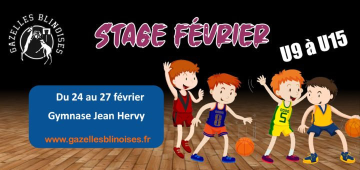 stages fevrier
