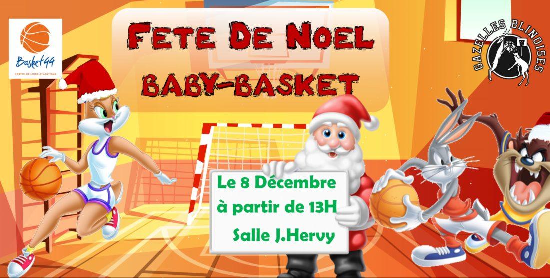 Fête du Baby Basket – dimanche 8 décembre