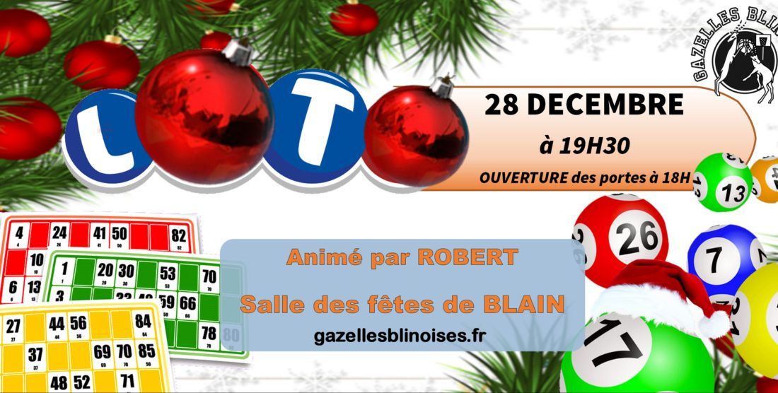Loto de Noël Samedi 28 décembre
